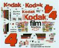 #4 Kodak 1991 Ernie Irvan