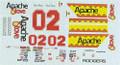 #02 Apache Stove 1982 Mark Martin