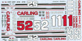 #11/#52 Carling 1974 Earl Ross Cale Yarborough