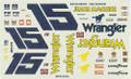 #15 Wrangler 1983