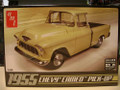 633 1955 Chevy Cameo Pick-Up