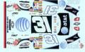 #31 AT&T Monte Carlo SS 2007 Jeff Burton
