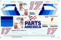 #17 Parts America Monte Carlo Darrell Waltrip