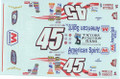 #45 American Spirit Motor Oil 2006 Kyle Petty