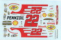 #22 Pennzoil/Shell 2011 Kurt Busch