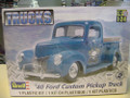 "4928 '40 Ford Custom Pickup Truck ""Trucks"""