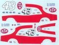 #43 STP 1974 Richard Petty