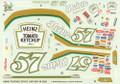 #57 Heinz 1990 Hut Stricklin