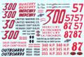 #30/#57/#87/#300 Mercury Outboards Dodge/Chrysler