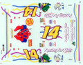 #14 Racing for Kids 1997 Ron Hornaday