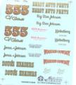 8040 Gasser Mini Sheet 19