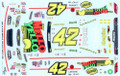 #42 Mello Yello retro 2015 Kyle Larson