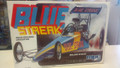 1-0704 Blue Streak Rear Engined Dragster