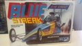 1-0704 Blue Streak Rear Engined Dragster