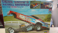 H-1481 Gene Snow's 'Revell Snowman' Extra Large 1/16 Scale Funny Car