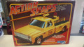 1-3501 Action Snaps Big 1/16 Scale Smoke Detector Fire Truck