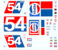 #54 Pepsi Laguna Pennie Pond