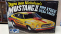 MPC 1-1764 Dyno Don Nicholson's Mustang II Pro Stock Drag Racer