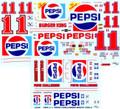 245 #11 Pepsi Challenger 1983 Darrell Waltrip