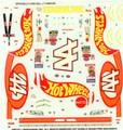 #44 Hot Wheels Grand Prix 1997 Kyle Petty