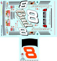 WW58 #8 Budweiser 2002 Dale Earnhardt Jr
