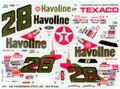 #28 Havoline Thunderbird 1990 Davey Allison
