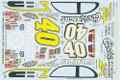 #40 Target 2001 Sterling Marlin