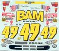 #49 Bam Racing 2002 Shawna Robinson