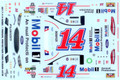 278  #14 Mobil 1 Annual Protection 2017 Clint Bowyer