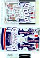 #8 Budweiser/Budweiser Baseball 2005 Dale Earnhardt Jr