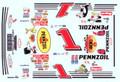 #1 Pennzoil Looney Tunes Monte Carlo Steve Park