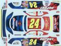 #24 DuPont Superman Monte Carlo Jeff Gordon