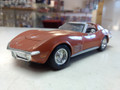 1970 Corvette 1/24 bronze