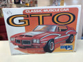 1-0748 Classic Muscle Car GTO