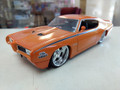 1971 GTO Judge orange 1/24