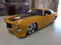 70 Camaro SS yellow 1/24