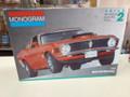 2282 Boss 429 Mustang