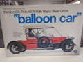 "9001 the Hon.C.S.Rolls 1908 Rolls Royce Silver Ghost ""balloon car"" 1/16"