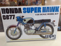 898 Honda Super Hawk CB77 1/16