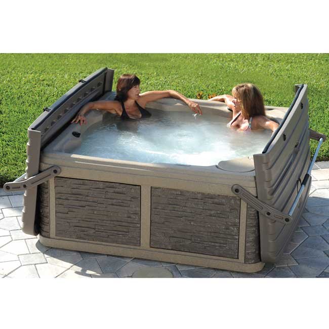 Strong Spas Durasport G2B Luxury Hot Tub from Half Price Hot Tubs of Boothwyn, PA