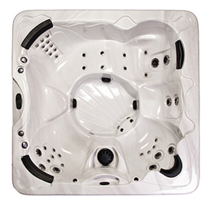 Four Winds Cyclone Series Cabo II Spa from Half Price Hot Tubs of Boothwyn, PA