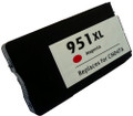 HP 951XL Magenta Inkjet Cartridge CN047AN  compatible with the HP OfficeJet Pro 8600 . The use of compatible supplies does not void your printer warranty.