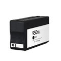 HP 950XL Black Inkjet Cartridge CN045AN  compatible with the HP OfficeJet Pro 8600 . The use of compatible supplies does not void your printer warranty.