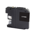 Brother LC103BK, LC101BK High Yield Black Inkjet Cartridge LC-103BK, LC-101BK  compatible with the Brother DCP-J152W, MFC-J245, MFC-J285DW, MFC-J4310DW, MFC-J4410DW, MFC-J450DW, MFC-J4510DW, MFC-J4610DW, MFC-J470DW, MFC-J4710DW,
