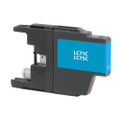 "Brother LC75C Cyan Inkjet Cartridge ""LC-75BK Black Inkjet Cartridge compatible with the Brother MFC-J6510, MFC-J6710, MFC-J6910. The use of compatible supplies does not void your printer warranty."""