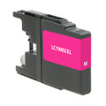 "Brother LC79M High Yield Magenta Inkjet Cartridge ""LC-79M High Yield Magenta Inkjet Cartridge compatible with the Brother MFC-J6510, MFC-J6710, MFC-J6910. The use of compatible supplies does not void your printer warranty."""