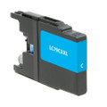 """Brother LC79C High Yield Cyan Inkjet Cartridge """"LC-79C High Yield Cyan Inkjet Cartridge compatible with the Brother MFC-J6510, MFC-J6710, MFC-J6910. The use of compatible supplies does not void your printer warranty."""""""