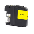 Brother LC105Y High Yield Yellow Inkjet Cartridge LC-105Y High Yield Yellow Inkjet Cartridge compatible with the Brother MFC-J4310DW, MFC-J4410DW, MFC-J4510DW, MFC-J4610DW, MFC-J4710DW
