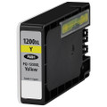 Canon PGI-1200XL Y, 9198B001 High Yield Yellow Ink Tank Canon PGI1200XL Y, 9198B001 High Yield Yellow Ink Tank compatible with Canon Maxifly MB2020, MB2320.