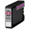 Canon PGI-1200XL M, 9197B001 High Yield Magenta Ink Tank Canon PGI1200XL M, 9197B001 High Yield Magenta Ink Tank compatible with Canon Maxifly MB2020, MB2320.